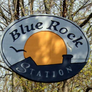 Big Rock Station sign