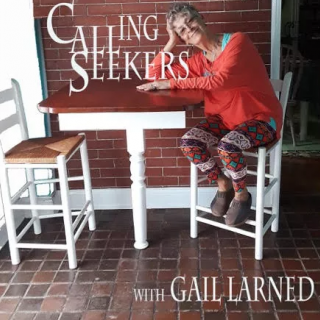 Calling all seekers logo