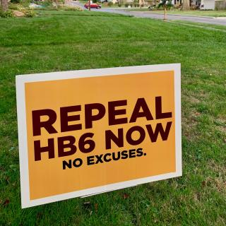 Repeal HB6 sign