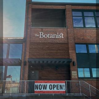 Botanist dispensary building