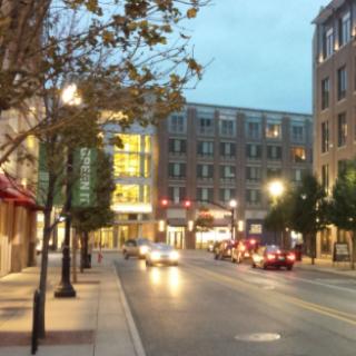 OSU street scene