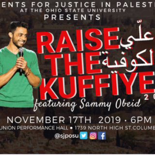 Details about event and comedian