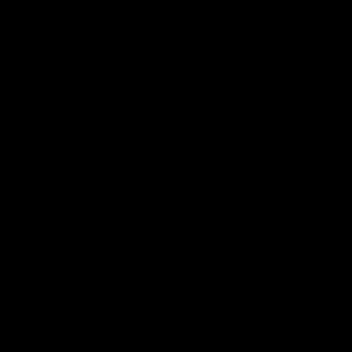 Drawing of black maijuana leaf with medical symbol inside the stem